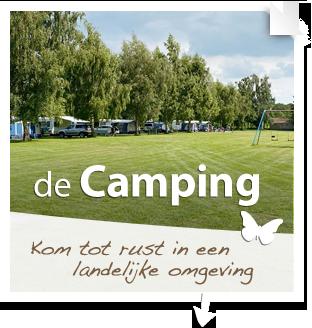De camping: Kom tot rust in een landelijke omgeving